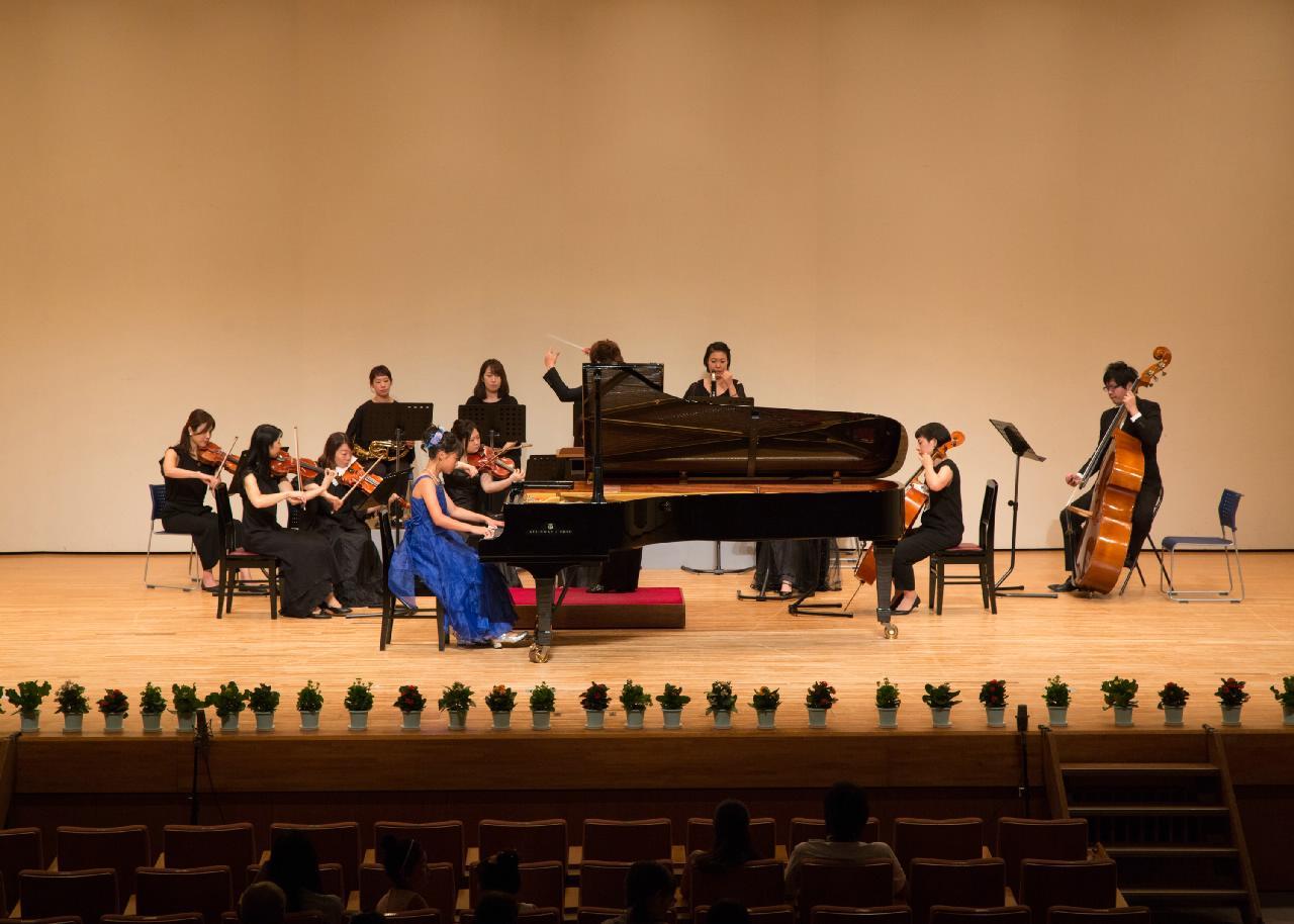 玉造音楽教室 コンサート2017を開催しました