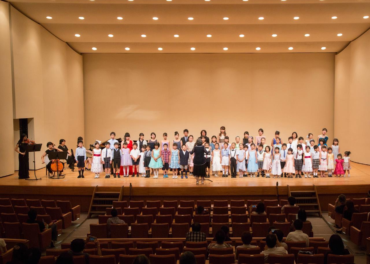 玉造音楽教室 コンサート2018を開催します