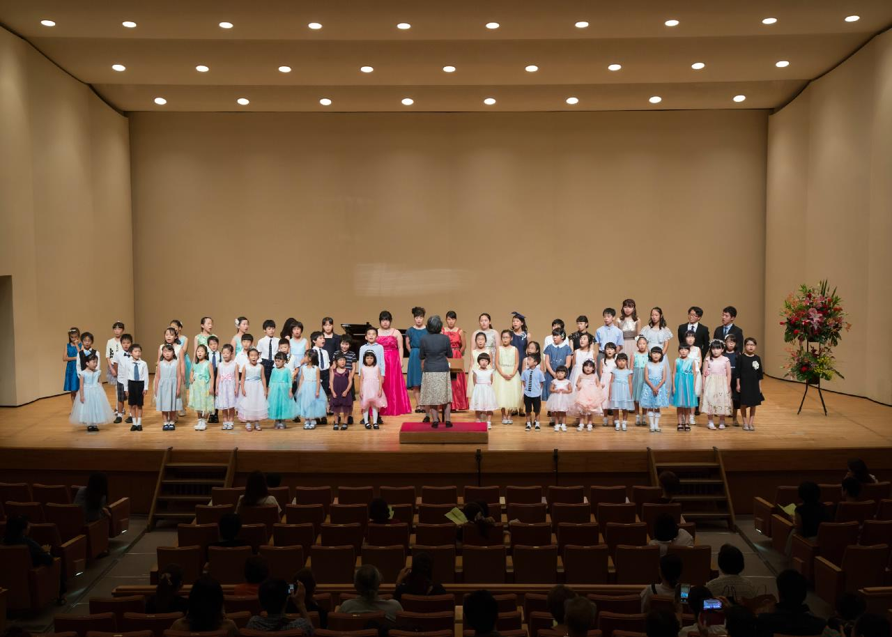 玉造音楽教室 コンサート2018を開催しました